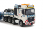 "IMC ""Laso"" Mercedes Arocs Big Space 8x4 with Nooteboom MCO-PX 2+6 axle"